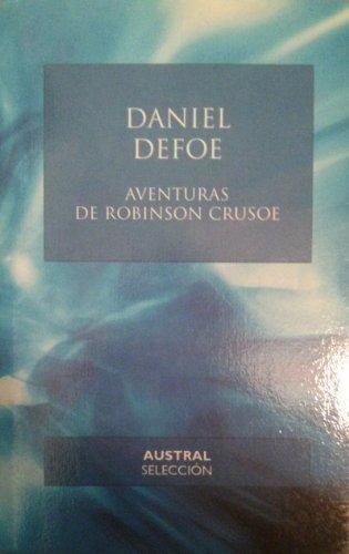 9788467003451: AVENTURAS DE ROBINSON CRUSOE