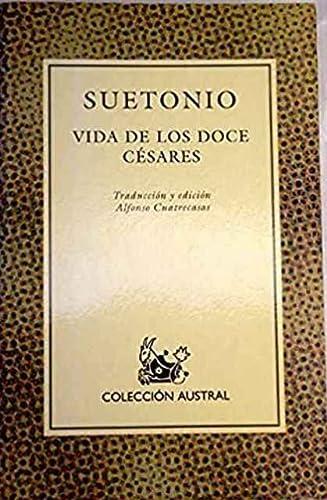 9788467004519: Vida De Los Doce Cesares (Spanish Edition)