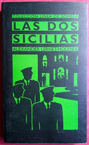 Las dos Sicilias - Alexander Lernet-Holenia 9788467004625-es