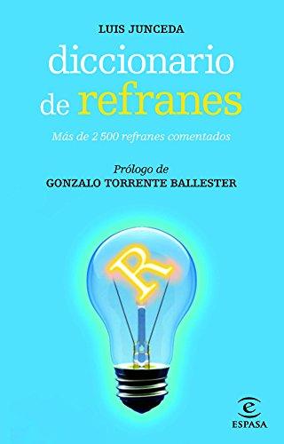 9788467007480: Diccionario de refranes (DICCIONARIOS LEXICOS)