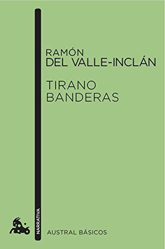 9788467008586: Tirano Banderas