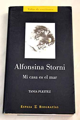 Alfonsina Storni (Spanish Edition): Pleitez, Tania