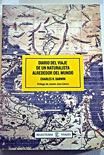 9788467011135: Diario del viaje de un naturalista alrededor del mundo (Relecturas Espasa)