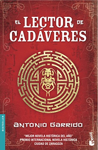 El lector de cadaveres: Garrido, Antonio