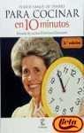 9788467014051: Platos sanos de diario para cocinar en 10 minutos (Escuela Cocina Cris.Galiano)