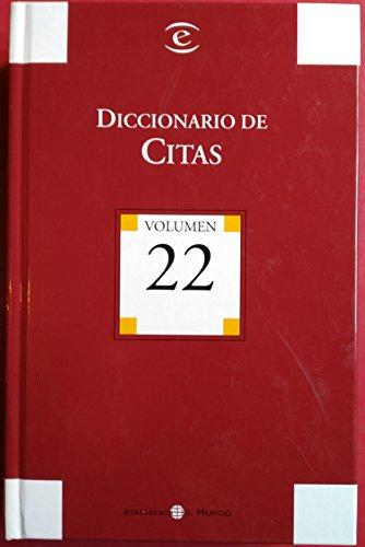 Diccionario de citas.: Señor González, Luis.