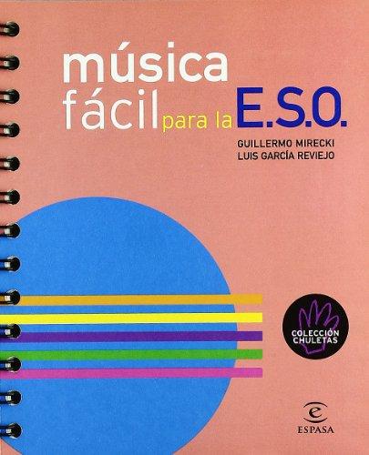 9788467014341: Música fácil para la ESO