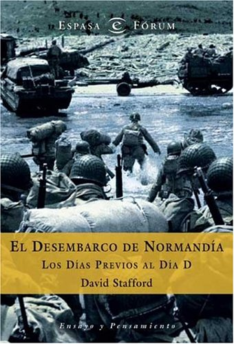 9788467014822: El desembarco de Normandía (Forum Espasa)