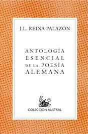 9788467015461: Antología esencial de la poesía alemana