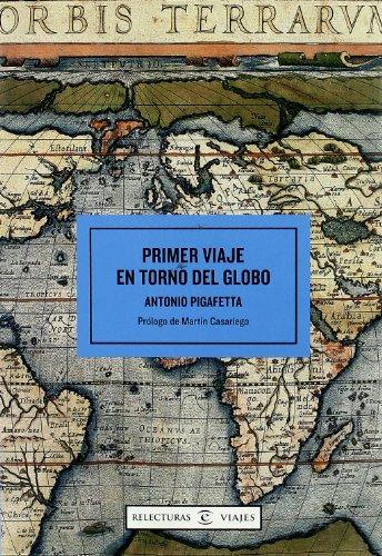 9788467015942: Primer viaje en torno del Globo (Relecturas Espasa)