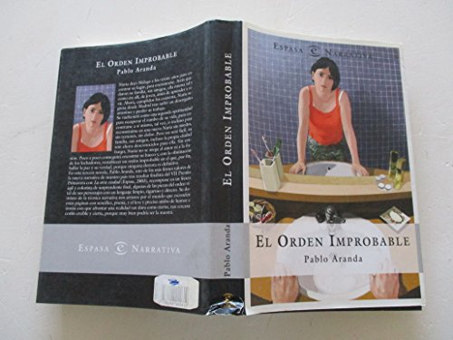 El Orden Improbable (Spanish Edition): pablo-aranda