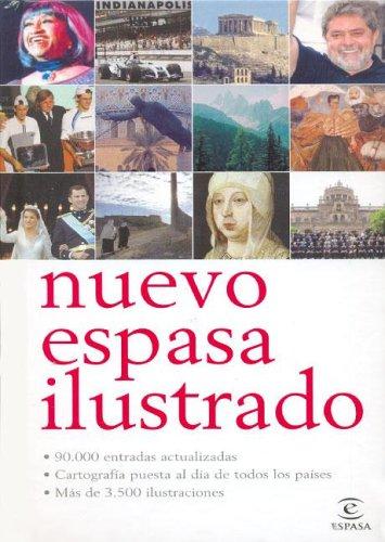 Nuevo Espasa Ilustrado = Illustrated Dictionary (Spanish: Espasa Calpe Mexicana