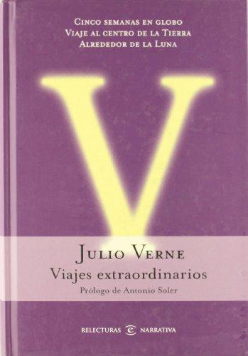Viajes Extraordinarios, Cinco Semanas En Globo, Viajes: Jules Verne