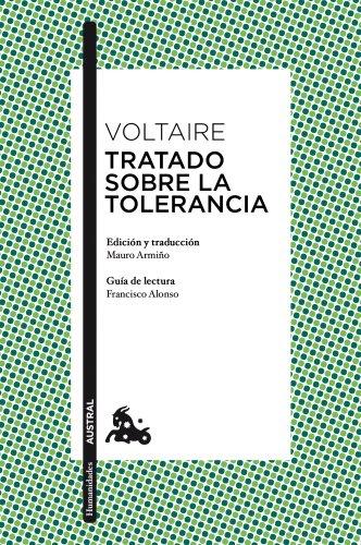 9788467018417: Tratado sobre la tolerancia