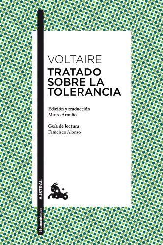 9788467018417: Tratado sobre la tolerancia (Humanidades)