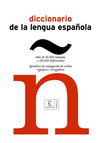 9788467019469: Diccionario De La Lengua Espanola/ Dictionary of the Spanish Language (Spanish Edition)