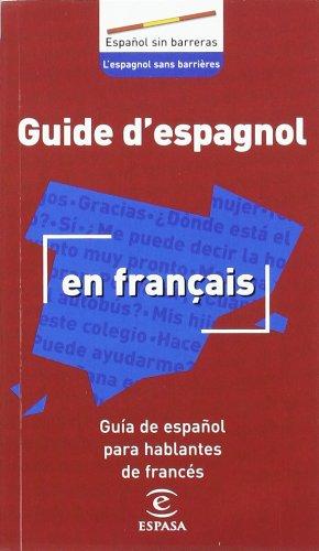 9788467019667: Guia del Espanol Para Hablantes de Frances (Spanish Edition)