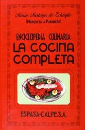 La cocina completa: Marquesa de Parabere