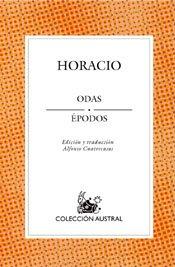 9788467020106: Odas y Épodos (Poesía)