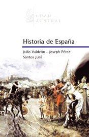 9788467020410: Historia de Espa~na (Spanish Edition)