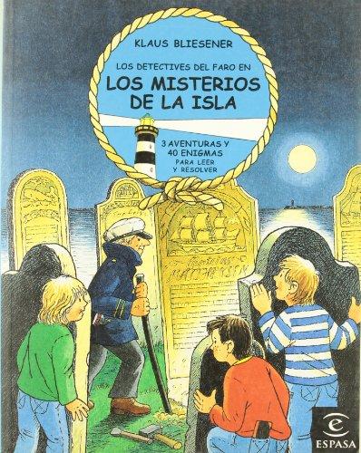 9788467020441: LOS MISTERIOS DE LA ISLA