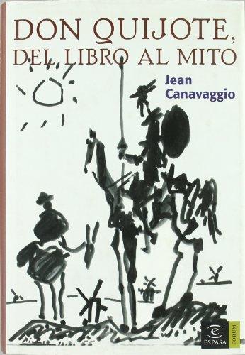 9788467020830: Don Quijote, del libro al mito