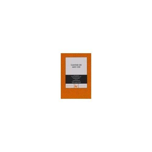 9788467021547: Cantar de Mio Cid (Spanish Edition)