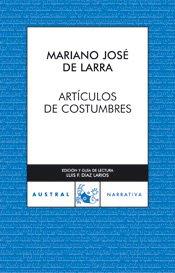 9788467021585: Articulos De Costumbre(C.A.99)(a 70 Años