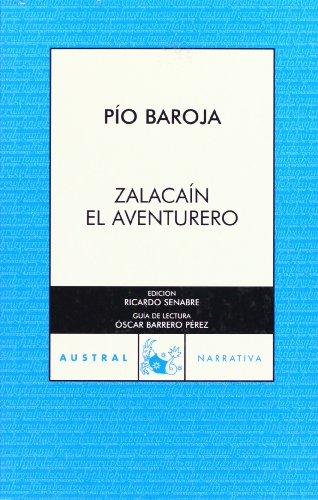 Zalacaín el aventurero - Pío Baroja