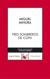 9788467021653: Tres Sombreros De Copa