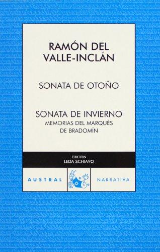 Sonata de otono: Sonata de invierno (Spanish: Ramon del Valle-Inclan