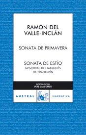 9788467021721: Sonata de Primavera / Sonata de Estío (Narrativa)