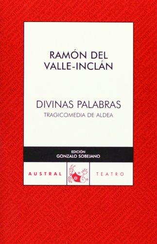 9788467021738: Divinas Palabras (Teatro)