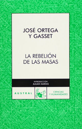 9788467021912: La rebelion de las masas / the Revolt of the Masses