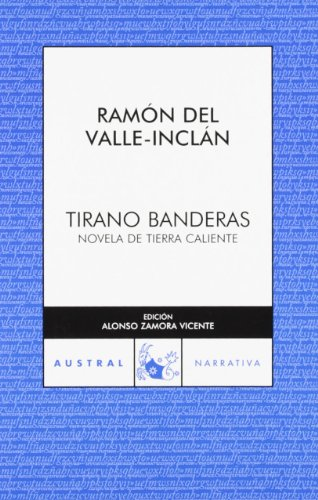 9788467022001: Tirano Banderas (Spanish Edition)