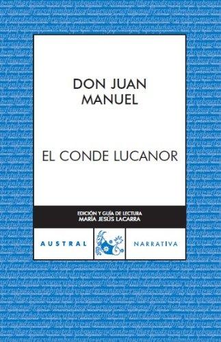 9788467022407: El conde Lucanor (Narrativa)