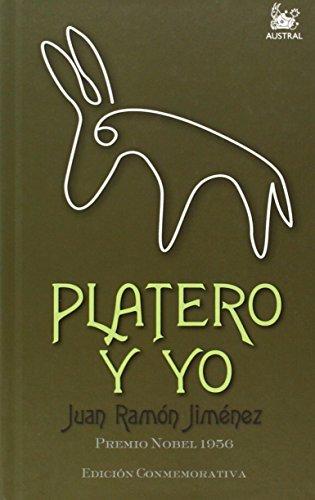9788467022681: Platero y yo (Austral)