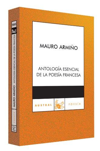 9788467023367: Antología de la poesía francesa