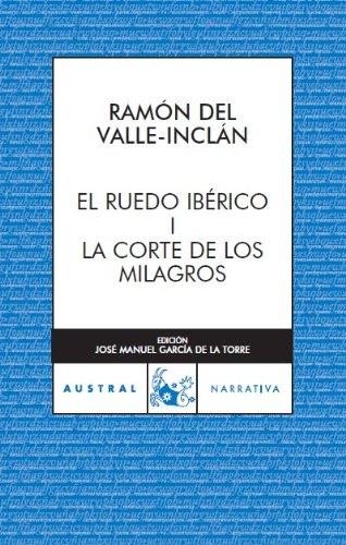 La corte de los milagros (Spanish Edition): Ramon del Valle-Inclan