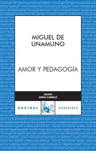 9788467023497: Amor y pedagogía (Clásica)