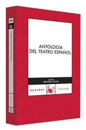 Antologia teatro españoñ: Vv.Aa.