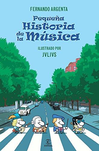 9788467024647: Pequeña historia de la Música (ESPASA JUVENIL)