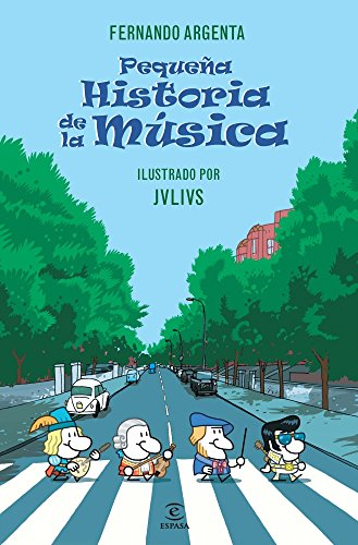 9788467024647: Pequeña historia de la Música
