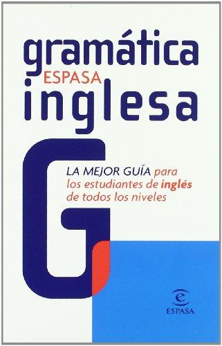 9788467025026: Gramática inglesa (Espasa Idiomas)