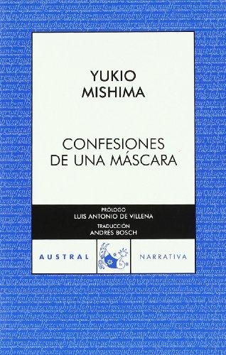 9788467025088: Confesiones de una máscara (Narrativa)