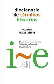 9788467025224: diccionario de terminos literarios