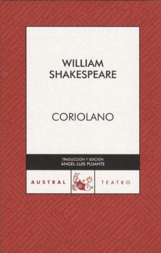 Coriolano (Paperback): William Shakespeare