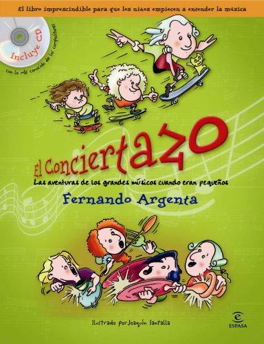 9788467026535: El conciertazo (Libro + CD)