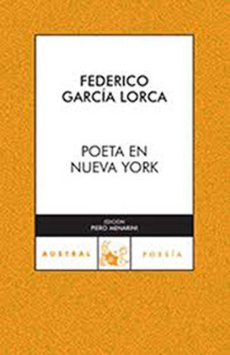 9788467027228: Poeta En Nueva York