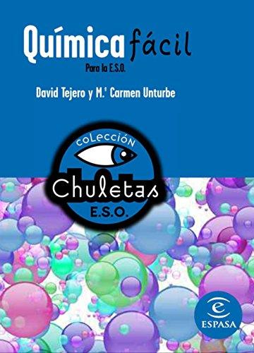 9788467027723: Química fácil para la ESO (Chuletas)